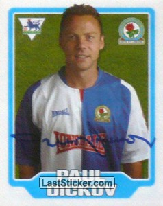 Paul Dickov (Blackburn Rovers)