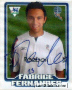 Fabrice Fernandes (Bolton Wanderers)