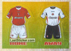 The Kits (a/b) (Charlton Athletic)