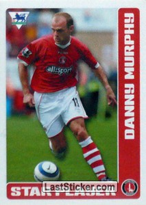Danny Murphy (Star Player) (Charlton Athletic)