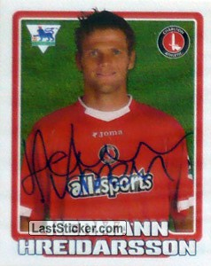 Hermann Hreidarsson (Charlton Athletic)