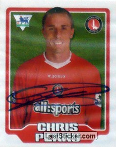 Chris Perry (Charlton Athletic)