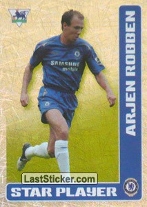 Arjen Robben (Star Player) (Chelsea)