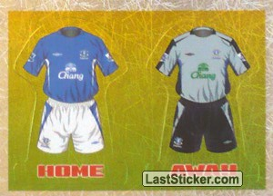 The Kits (a/b) (Everton)