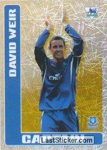 David Weir (Captain) (Everton)