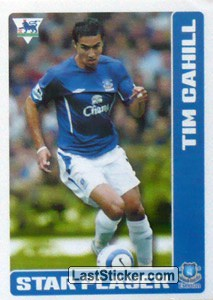 Tim Cahill (Star Player) (Everton)