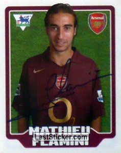 Mathieu Flamini (Arsenal)