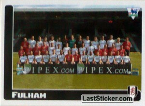 Team Photo (Fulham)