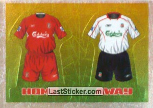 The Kits (a/b) (Liverpool)