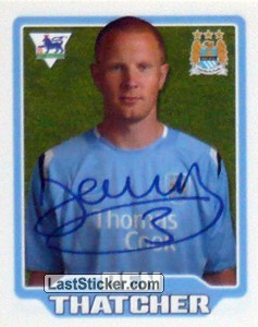 Ben Thatcher (Manchester City)