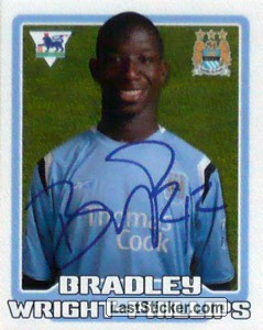 Bradley Wright-Phillips (Manchester City)