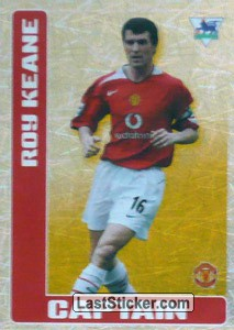 Roy Keane (Captain) (Manchester United)