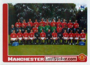 Team Photo (Manchester United)