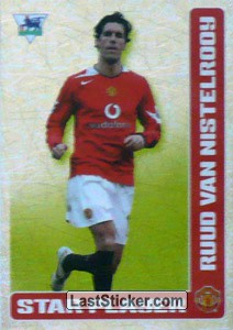 Ruud Van Nistelrooy (Star Player) (Manchester United)