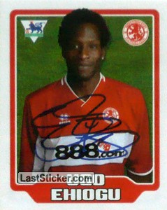 Ugo Ehiogu (Middlesbrough)