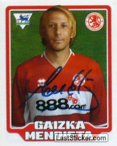 Gaizka Mendieta (Middlesbrough)