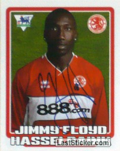 Jimmy Floyd Hasselbaink (Middlesbrough)