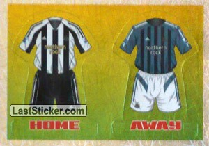 The Kits (a/b) (Newcastle United)