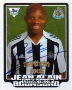 Jean Alain Boumsong (Newcastle United)