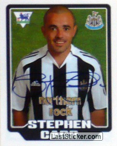 Stephen Carr (Newcastle United)