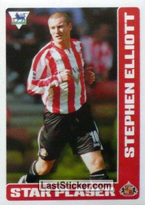 Stephen Elliott (Star Player) (Southampton)