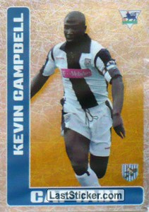 Kevin Campbell (Captain) (West Bromwich Albion)