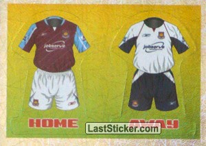 The Kits (a/b) (West Ham United)