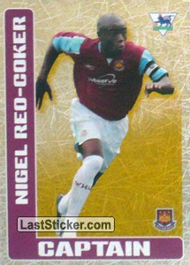 Nigel Reo-Coker (Captain) (West Ham United)