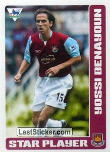 Yossi Benayoun (Star Player) (West Ham United)