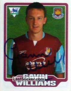 Gavin Williams (West Ham United)