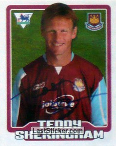 Teddy Sheringham (West Ham United)