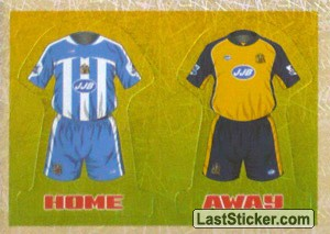 The Kits (a/b) (Wigan Athletic)