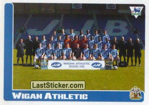 Team Photo (Wigan Athletic)