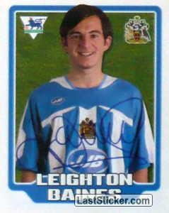 Leighton Baines (Wigan Athletic)