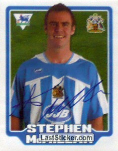 Stephen McMillan (Wigan Athletic)