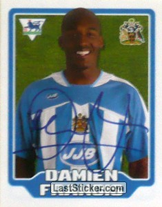 Damien Francis (Wigan Athletic)