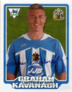 Graham Kavanagh (Wigan Athletic)