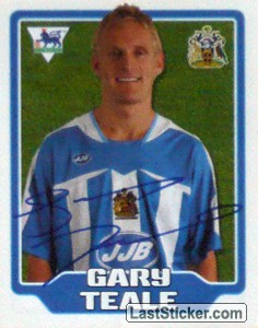 Gary Teale (Wigan Athletic)