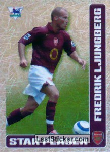 Fredrik Ljungberg (Star Player) (Arsenal)