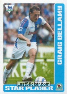 Craig Bellamy (Star Player) (Blackburn Rovers)