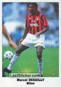 Marcel Desailly (Milan, Champions League)