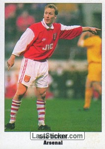 Lee Dixon (Arsenal, Cup Winners' Cup)