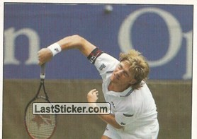 Serve - Boris Becker (10 Strikes In Tennis)