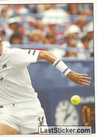Forehand - Ivan Lendl (10 Strikes In Tennis)
