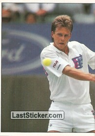 Backhand - Stefan Edberg (10 Strikes In Tennis)