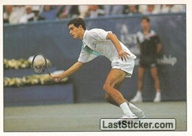 Volley - Pete Sampras (10 Strikes In Tennis)