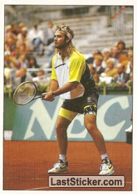 Return To Serve - Andre Agassi (10 Strikes In Tennis)