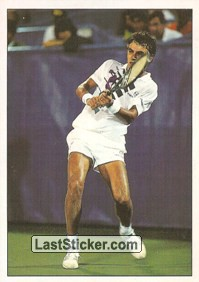 Lob - Mats Wilander (10 Strikes In Tennis)