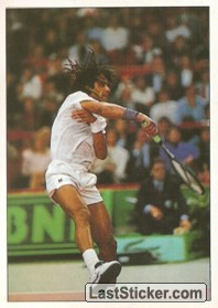 Smash - Yannick Noah (10 Strikes In Tennis)