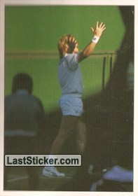 Boris Becker (Different Tennis)